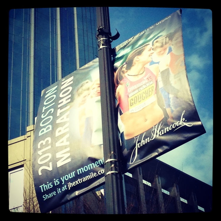 Kara's Boston Banner!